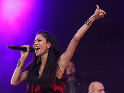 Nicole Scherzinger Concert At Wembley