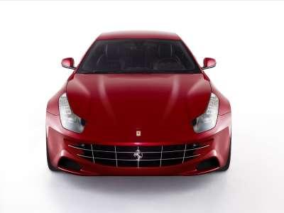 2 Ferrari FF