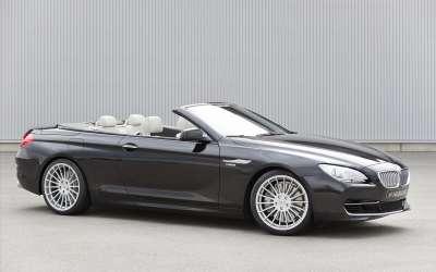 Hamann BMW 6 Cabrio F121