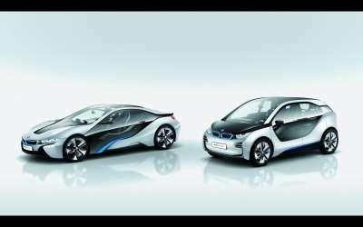 BMW I3 Concept2