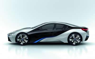 BMW I8 Concept1