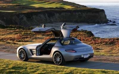 Brabus Mercedes Benz SLS Amg1