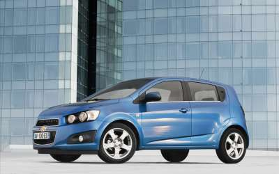 Chevrolet Aveo Hatchback1