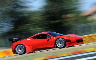 Ferrari Italia Grand Am1