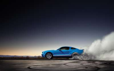 Ford Shelby GT5002