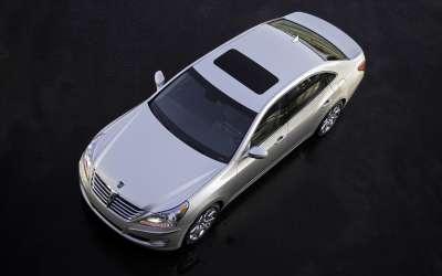 Hyundai Equus2