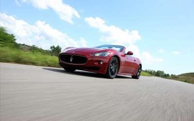 Maserati GranCabrio Sport2