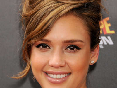 Jessica Alba On Spy Kids Premiere