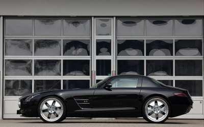 MAE Design GmbH Mercedes Benz CL SLS1