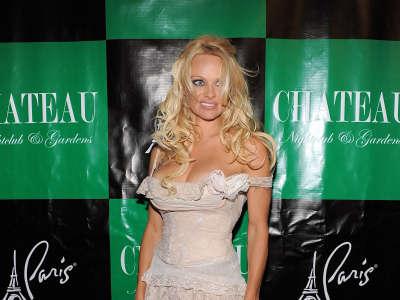 Pamela Anderson Birthday Party