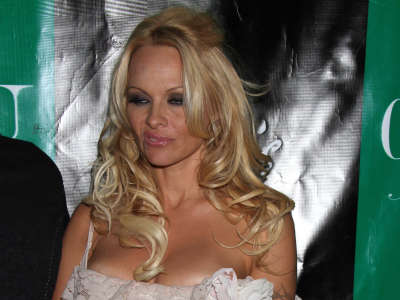 Pamela Anderson Birthday Party