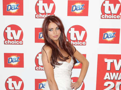 Amy Childs At TV Choise Awards