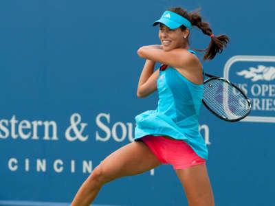 Ana Ivanovic WS Open Tennis