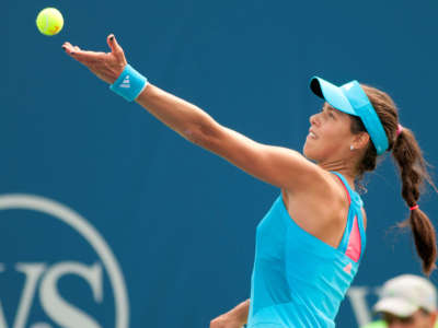 Ana Ivanovic WS Open Tennis