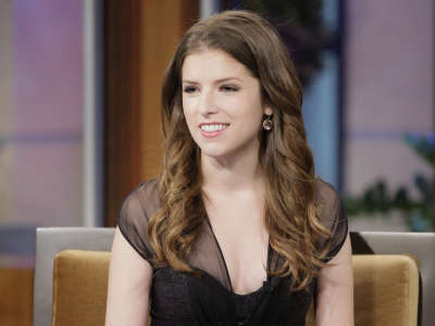 Anna Kendrick At Tonight Show
