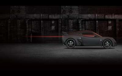 Lotus Exige Matte Black Final Edition1