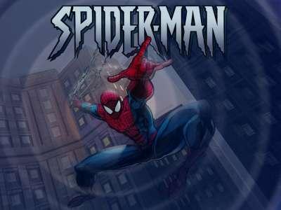 Spiderman 001