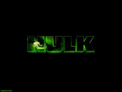 The Hulk 001