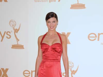 Adrianne Palicki On Emmy Awards