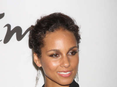 Alicia Keys At Lifetimes Five Premiere