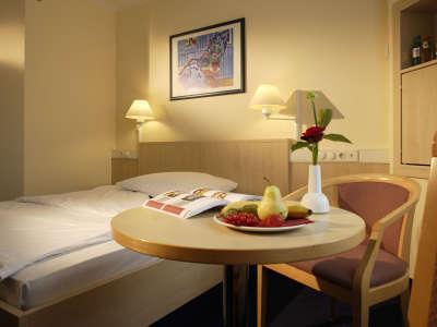 Frankfurt InterCity Hotel