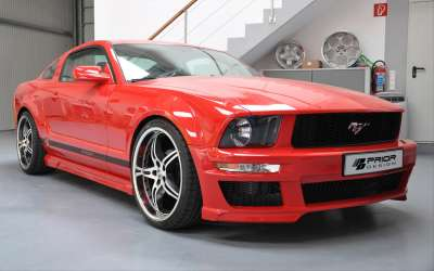 PRIOR DESIGN Ford Mustang1