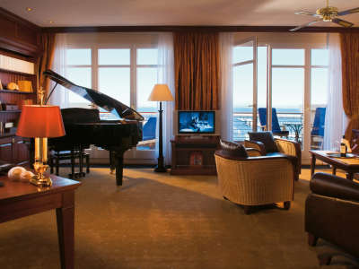 Hotel Presse Owners Suite