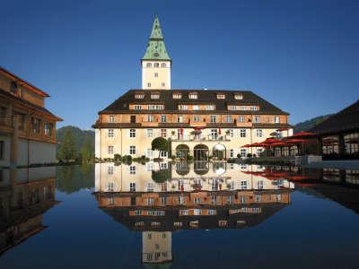 Nominiert Schloss Elmau