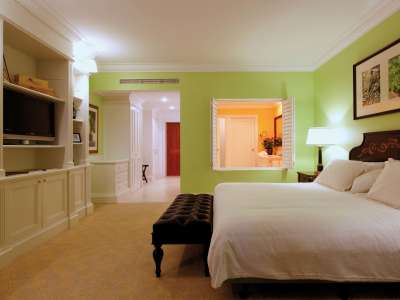 The Yeatman Guest Room Panoramic