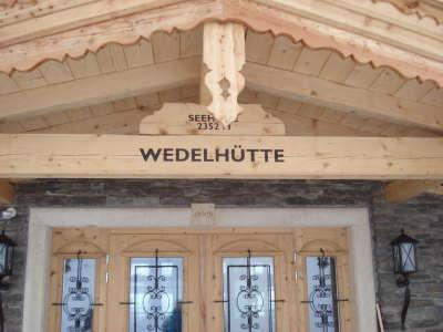 Wedelhuette