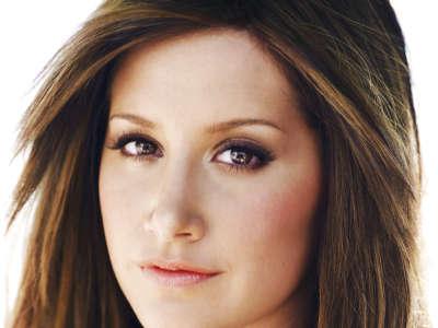 Ashley Tisdale At Photoshoot