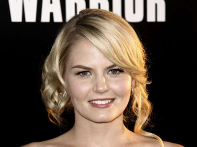 Jennifer Morrison On Warrior Premiere In LA