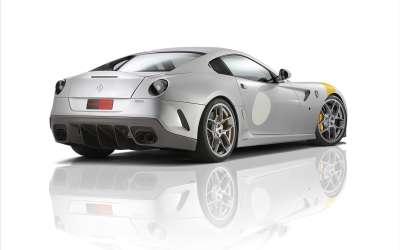 NOVITEC ROSSO  Ferrari GTO1