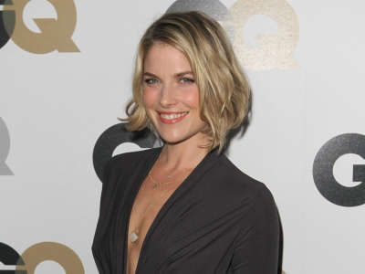 Ali Larter At GQ Party