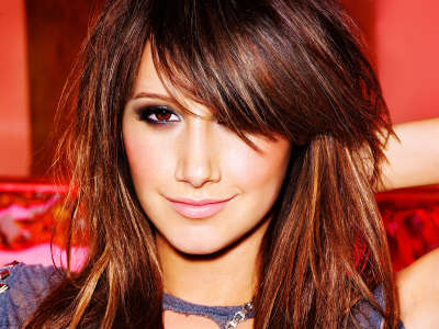 Ashley Tisdale At Photoshoot