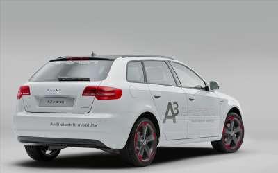 Audi A3 E Tron2