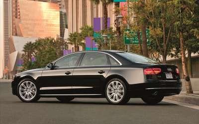 Audi A8 L2