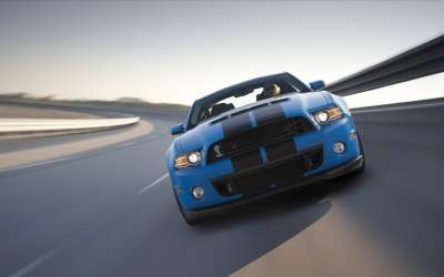 Ford Shelby GT5003