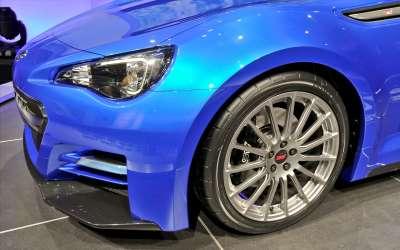 Subaru BRZ Concept STI Live2