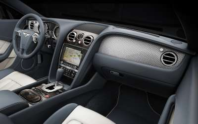 Bentley Continental GT V82