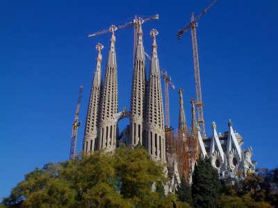 La Sagrada Familia Architecture923 1600 1200