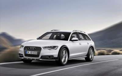 Audi A6 Allroad Quattro2 Fotos