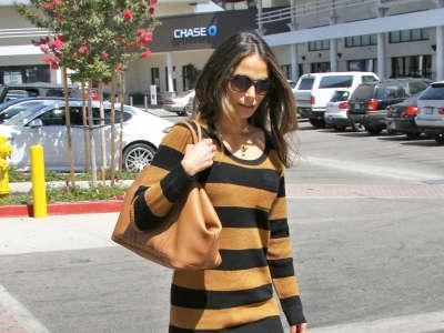 Jordana Brewster In Los Angeles
