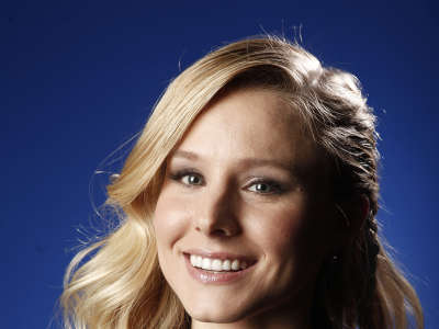 Kristen Bell At CA Portrait Shoot In NYC
