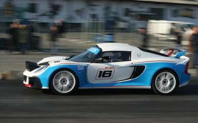 Lotus Exige R GT Rally2