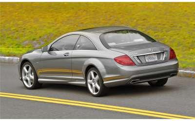 Mercedes Benz CL550 4MATIC1