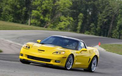 Chevrolet Corvette ZR12