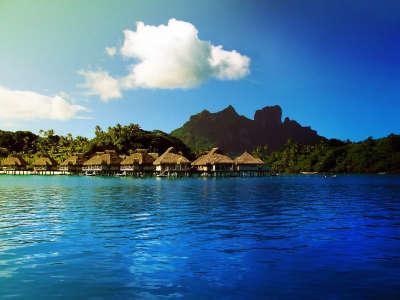 Islands Of Bora Bora