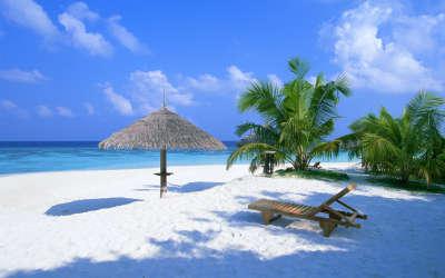 Maldives Paradise Island