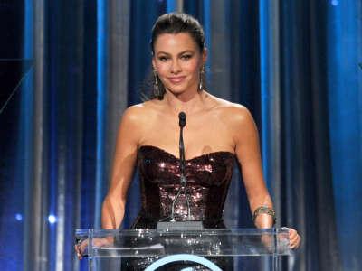 Sofia Vergara At Guild Awards